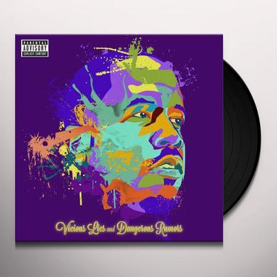 Big Boi VICIOUS LIES & DANGEROUS RUMORS Vinyl Record