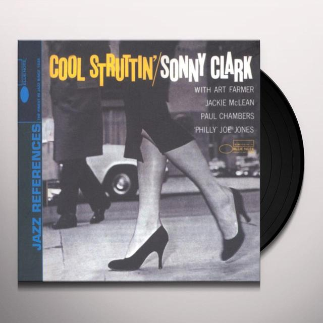 Sonny Clark COOL STRUTTIN Vinyl Record - Holland Import