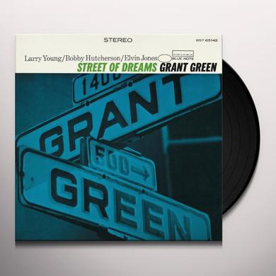 Grant Green STREET OF DREAMS Vinyl Record