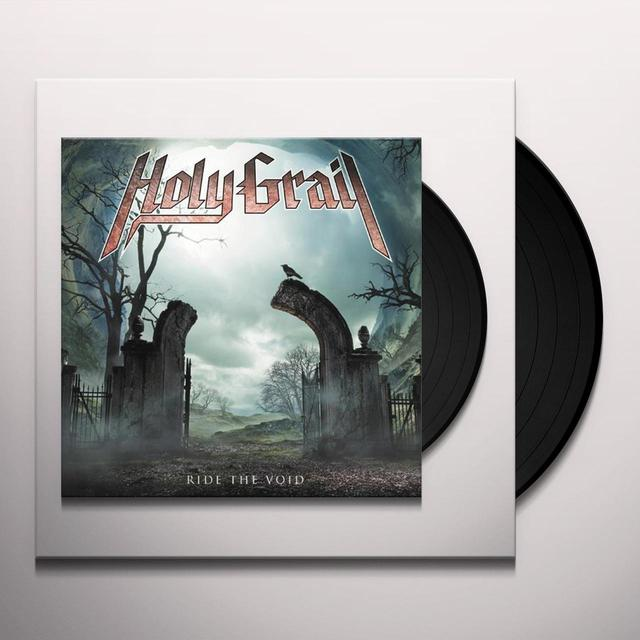 Holy Grail RIDE THE VOID Vinyl Record