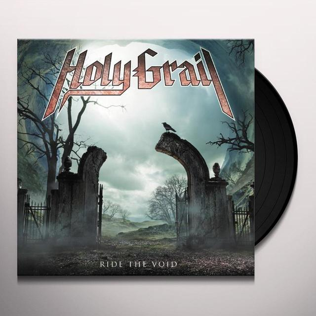 Holy Grail RIDE THE VOID Vinyl Record - Holland Import