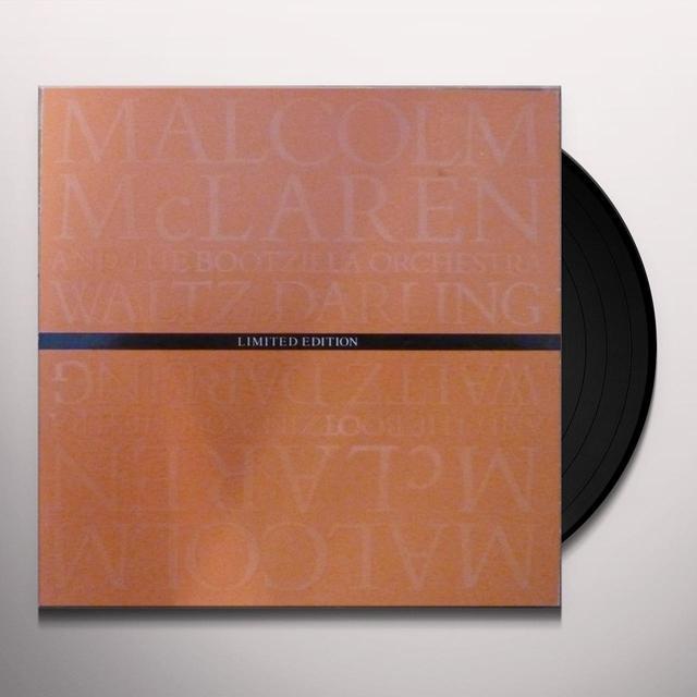 Malcolm Mclaren & Bootzilla Orchestra WALTZ DARLING Vinyl Record - 180 Gram Pressing
