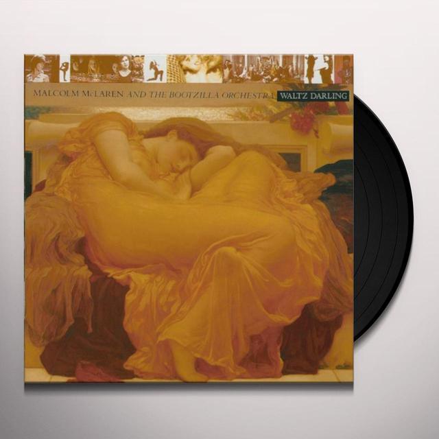 Malcolm Mclaren & Bootzilla Orchestra WALTZ DARLING Vinyl Record