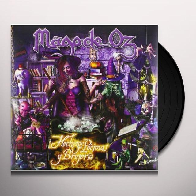 Mago De Oz HECHIZOS POCIMAS Y BRUJERIAS (Vinyl)