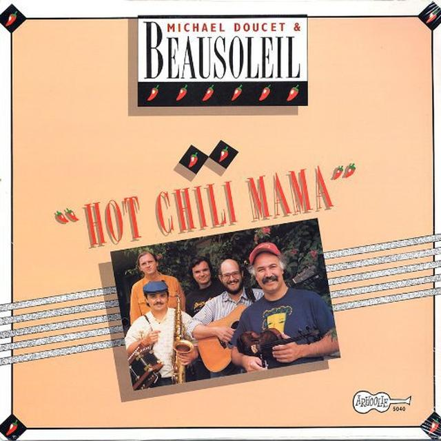 Beausoleil HOT CHILI MAMA Vinyl Record