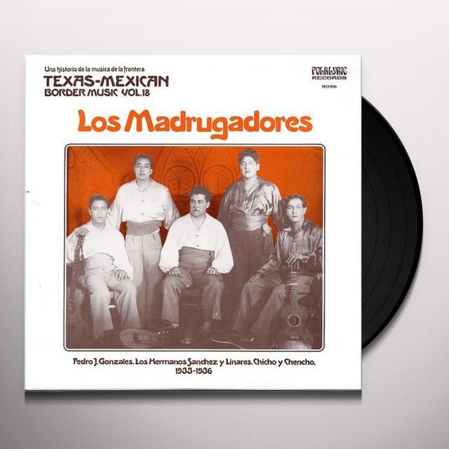 MADRUGADORES Vinyl Record