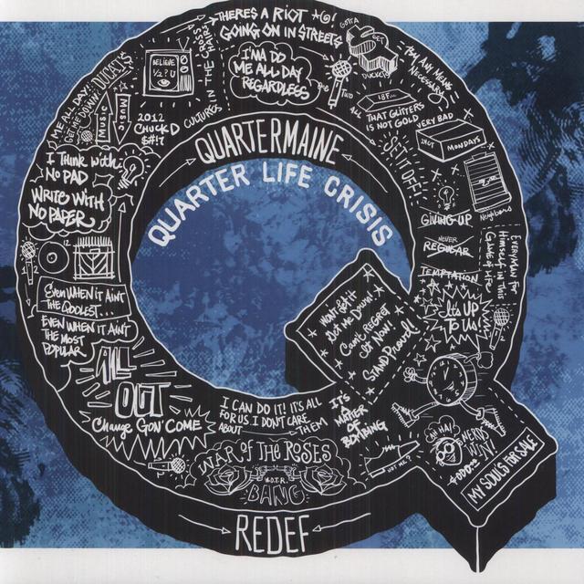 Quartermaine QUARTER LIFE CRISIS Vinyl Record