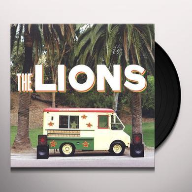 Lions THIS GENERATION Vinyl Record