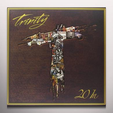 Trinity 20 IN Vinyl Record - Clear Vinyl, Digital Download Included