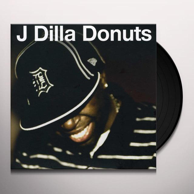 J Dilla DONUTS (BOX) Vinyl Record