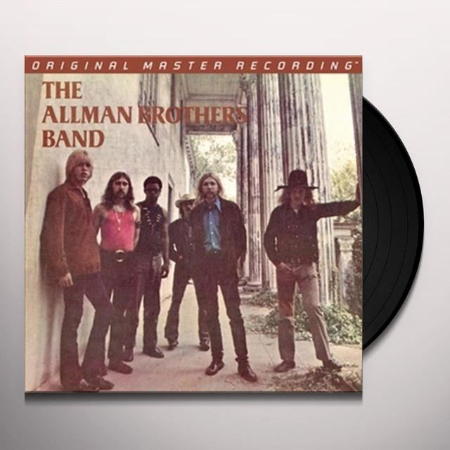 ALLMAN BROTHERS BAND Vinyl Record - Limited Edition, 180 Gram Pressing, Remastered