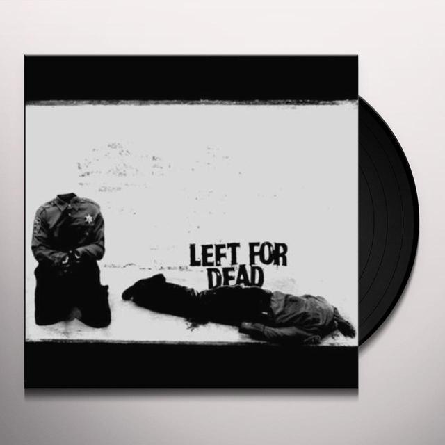 Left For Dead DEVOID OF EVERYTHING Vinyl Record - Poster