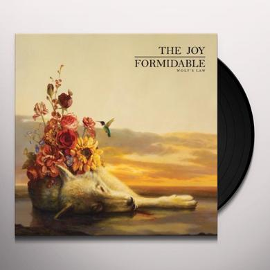 The Joy Formidable WOLF'S LAW Vinyl Record - 180 Gram Pressing