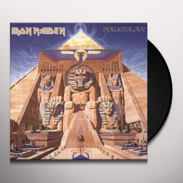 Iron Maiden POWERSLAVE (PICTURE DISC) (PICT) (Vinyl)