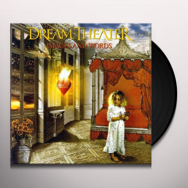 Dream Theater IMAGES & WORDS Vinyl Record