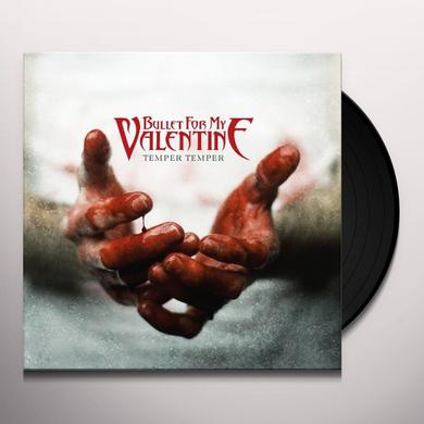 Bullet For My Valentine TEMPER TEMPER Vinyl Record