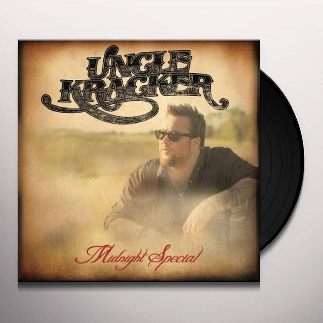 Uncle Kracker MIDNIGHT SPECIAL Vinyl Record