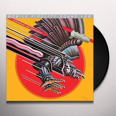 Judas Priest SCREAMING FOR VENGEANCE Vinyl Record - Limited Edition, 180 Gram Pressing