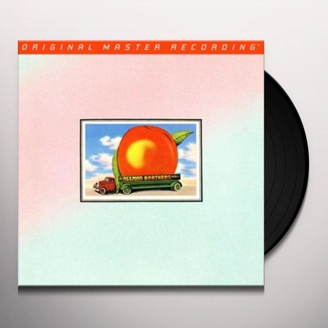 The Allman Brothers Band  EAT A PEACH Vinyl Record - Limited Edition, 180 Gram Pressing