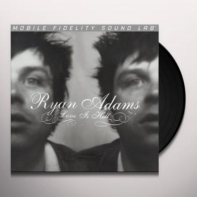 Ryan Adams LOVE IS HELL Vinyl Record