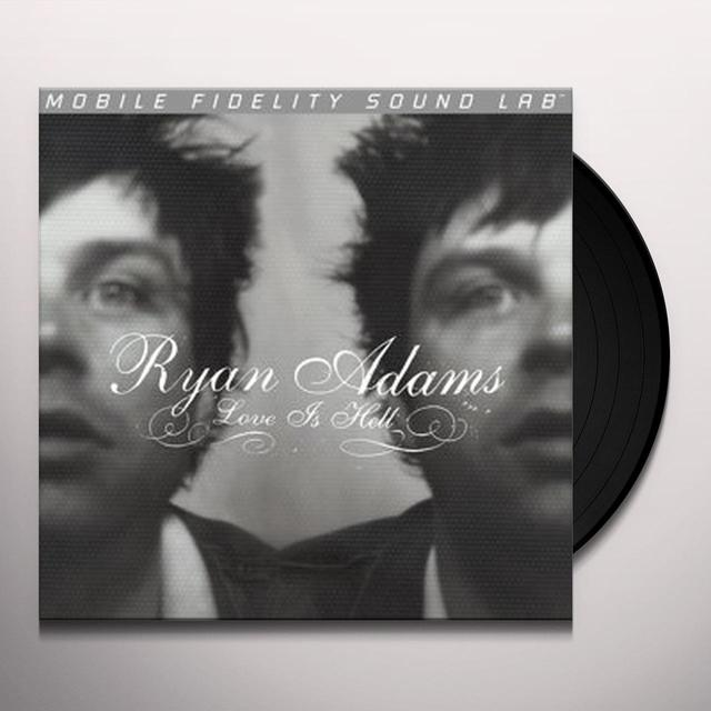Ryan Adams LOVE IS HELL (BONUS TRACKS)   (BOX) Vinyl Record - Limited Edition, 180 Gram Pressing