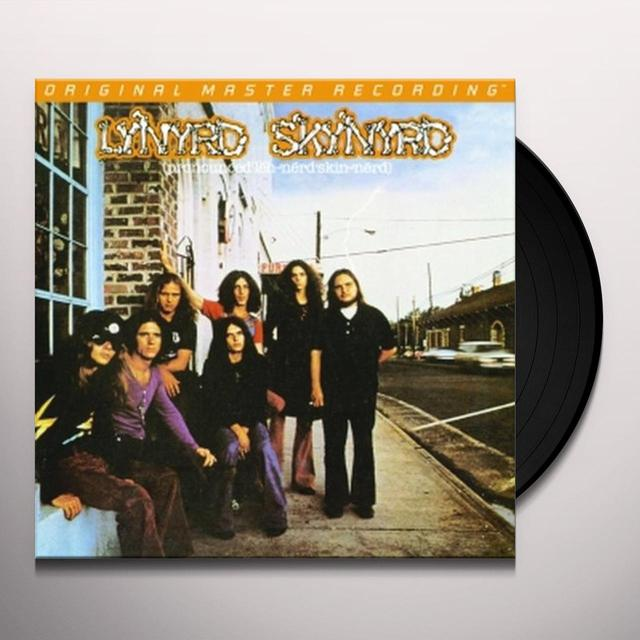 Lynyrd Skynyrd PRONOUNCED LEH-NERD SKIN-NERD Vinyl Record - Limited Edition, 180 Gram Pressing