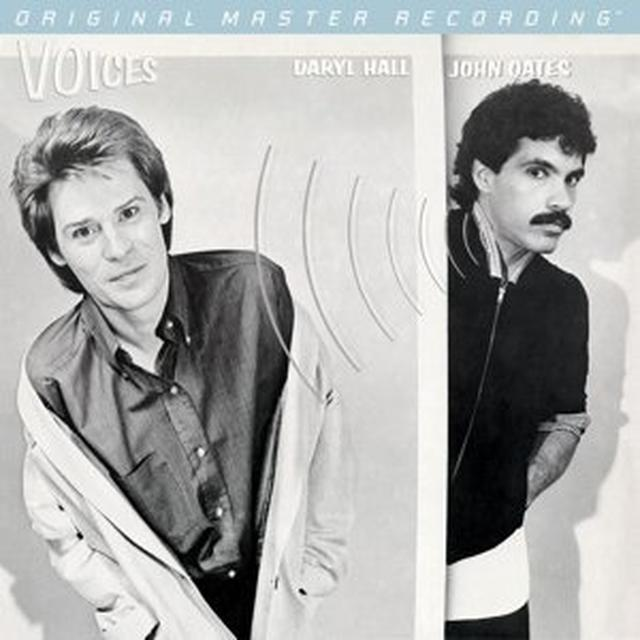 Hall & Oates VOICES Vinyl Record