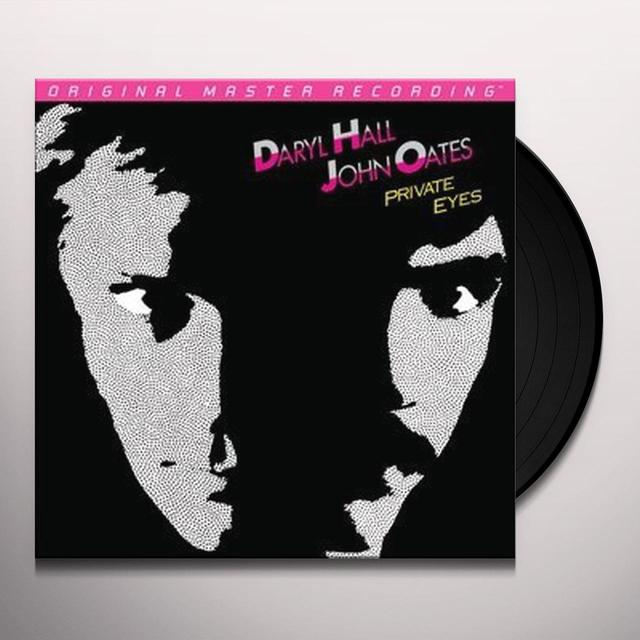 Hall & Oates PRIVATE EYES Vinyl Record - Limited Edition, 180 Gram Pressing