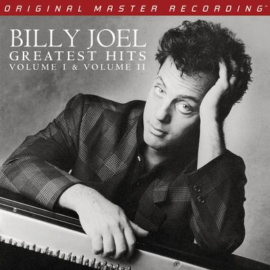 Billy Joel GREATEST HITS VOLUME I & VOLUME II Vinyl Record