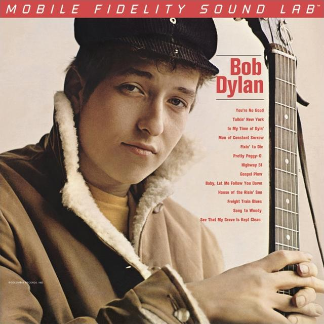 BOB DYLAN Vinyl Record - Limited Edition, 180 Gram Pressing
