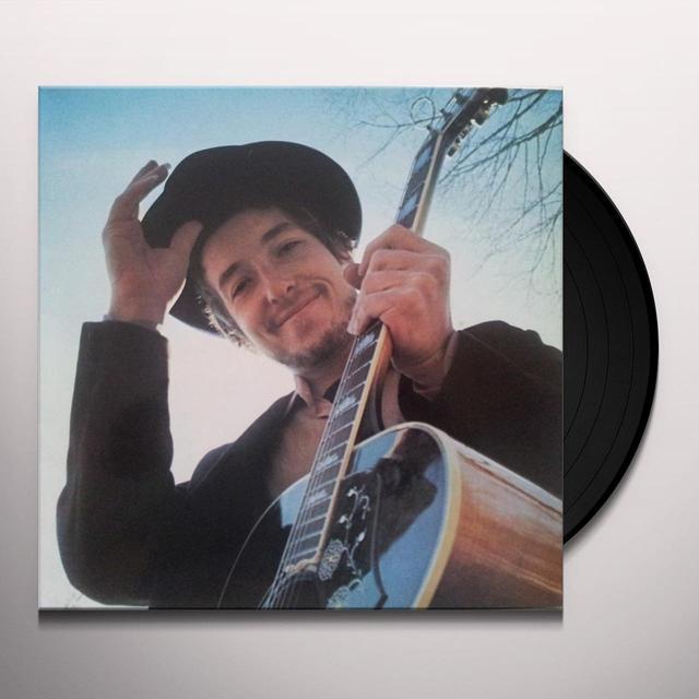 Bob Dylan NASHVILLE SKYLINE Vinyl Record - Limited Edition, 180 Gram Pressing