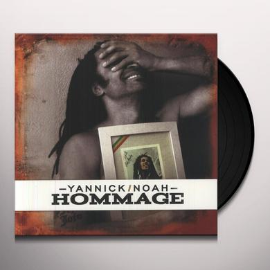 Yannick Noah HOMMAGE Vinyl Record