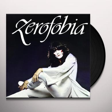 Renato Zero ZEROFOBIA Vinyl Record