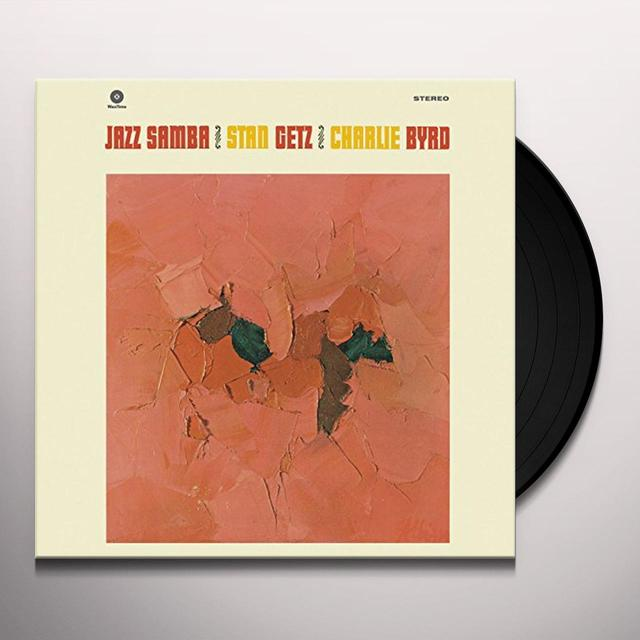 Stan Getz JAZZ SAMBA Vinyl Record