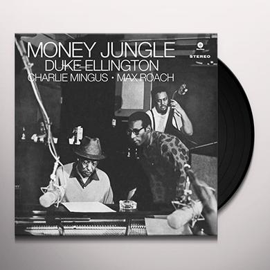 Duke Ellington MONEY JUNGLE (BONUS TRACKS) Vinyl Record - 180 Gram Pressing