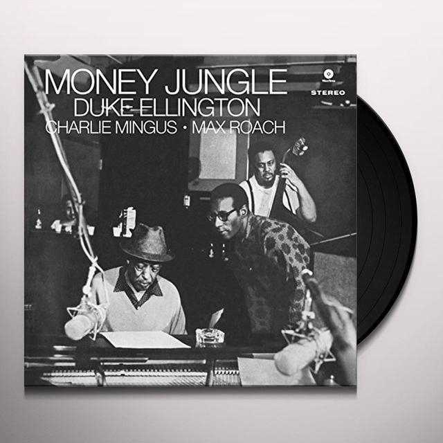 Duke Ellington MONEY JUNGLE Vinyl Record