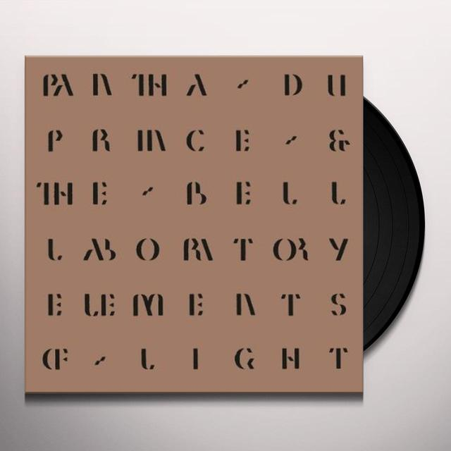 Pantha Du Prince & The Bell Laboratory ELEMENTS OF LIGHT Vinyl Record
