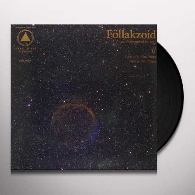 Follakzoid II Vinyl Record