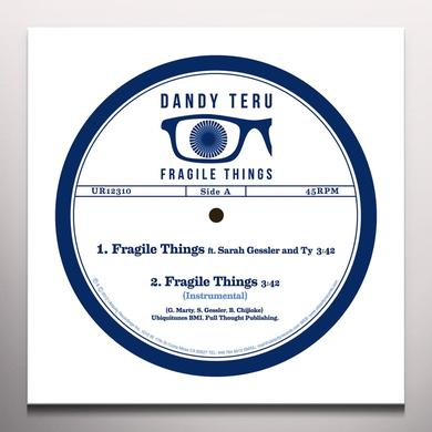 Dandy Teru FRAGILE THINGS Vinyl Record