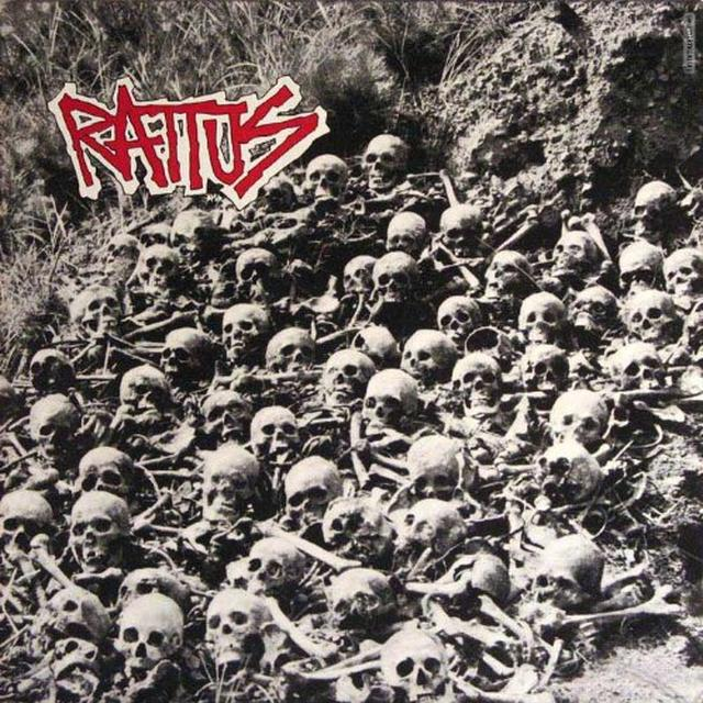 RATTUS Vinyl Record