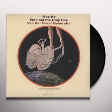 Van Der Graaf Generator H TO HE WHO AM THE ONLY ONE (Vinyl)
