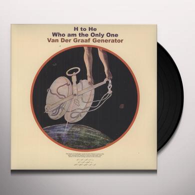 Van Der Graaf Generator H TO HE WHO AM THE ONLY ONE (Vinyl)