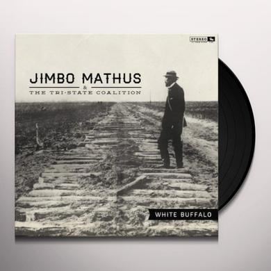 Jimbo Mathus & Tri-State Coalition WHITE BUFFALO Vinyl Record