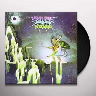 Uriah Heep DEMONS & WIZARDS Vinyl Record