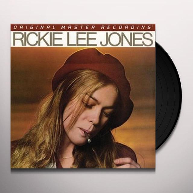 RICKIE LEE JONES   (BOX) Vinyl Record - Limited Edition, 180 Gram Pressing