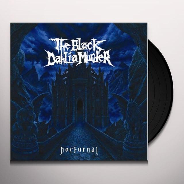 The Black Dahlia Murder NOCTURNAL Vinyl Record