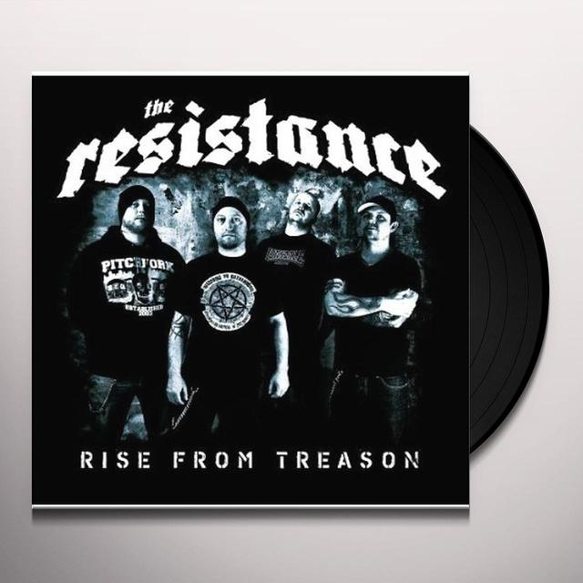 Resistance RISE FROM TREASON Vinyl Record