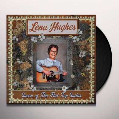 Lena Hughes QUEEN OF THE FLAT TOP GUITAR Vinyl Record