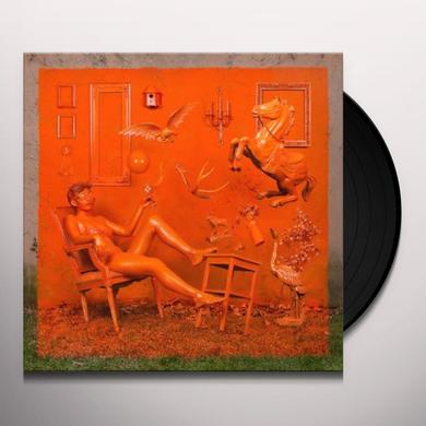 Diamond Youth ORANGE Vinyl Record