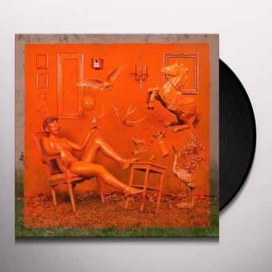 Diamond Youth ORANGE Vinyl Record